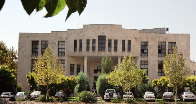 دانشکده مکانیک دانشگاه تهران