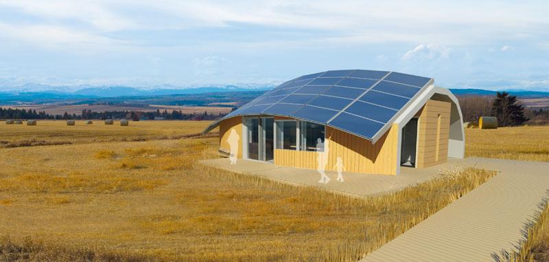 خانه ی خورشیدی