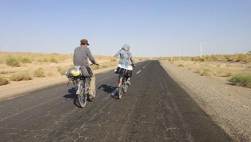 جهانگردان فرانسوی در جاده های ایران