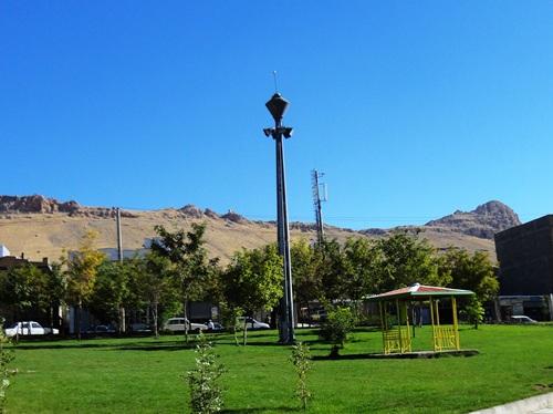 برج میلاد شهر بیجار