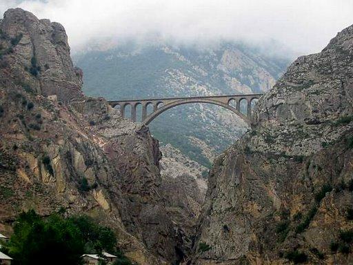 قطار تهران ساری- پل ورسک