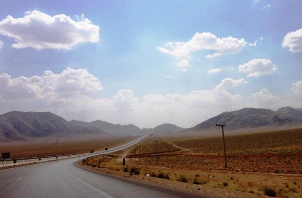 جاده ی اصفهان- نجف آباد- مبارکه