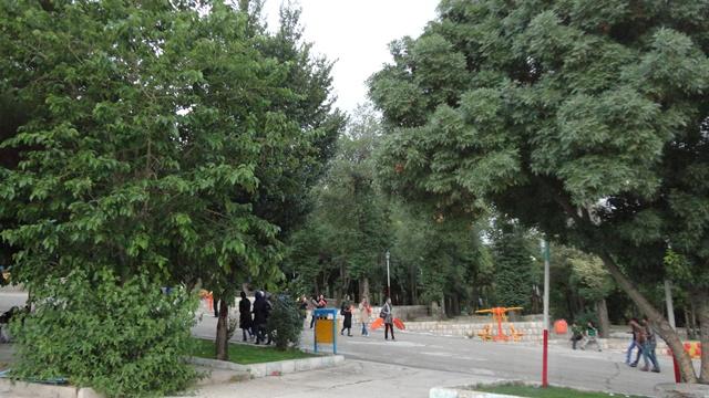 بوستان مادر شهر کرد
