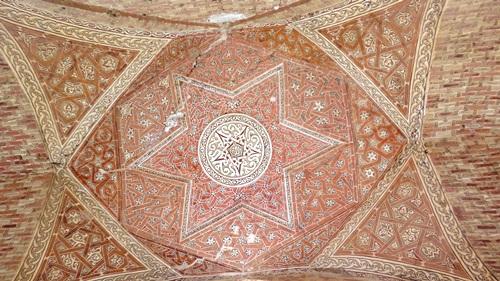 شاهکار هنر و تزئینات در گنبد سلطانیه