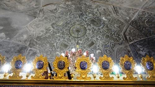گنبد آرامگاه قیدار نبی