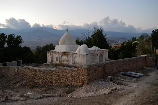 امامزاده شمس الدین روستای کوات