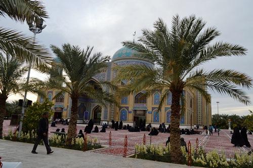 امامزاده  حسین شهر طبس