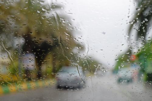 باران در طبس
