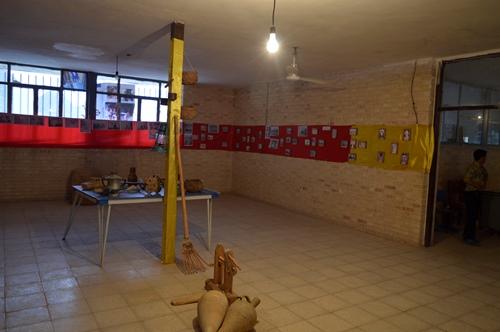 نمایشگاه قاب خاطره در روستای آبخورگ
