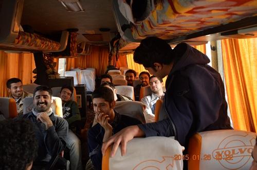 معارفه در اتوبوس- پیدا کردن هم کلاسی دوران ابتدایی...