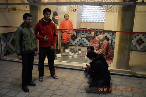 بازسازی صحنه ی قتل امیرکبیر